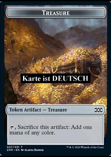 Token Schatz (Treasure)